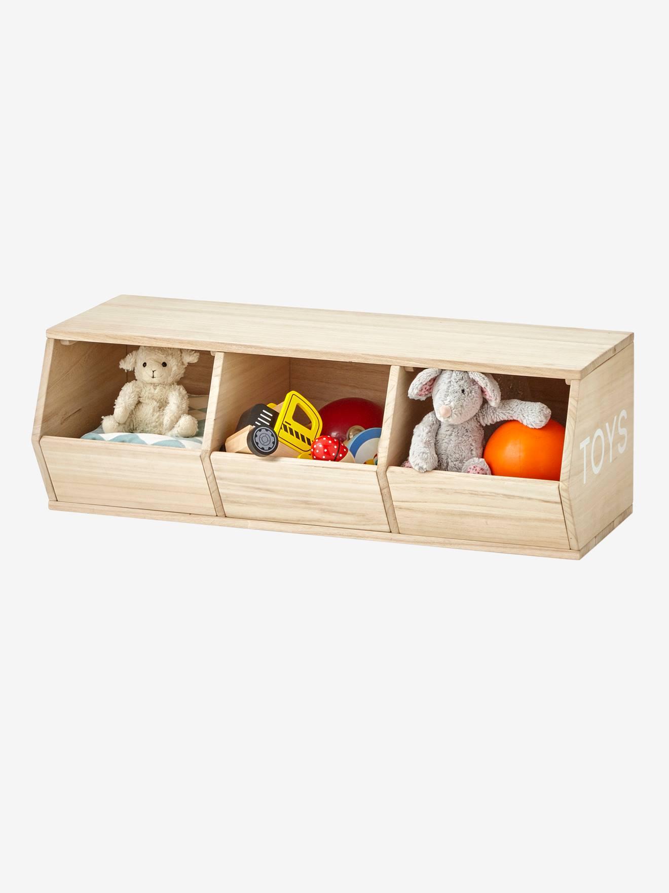 rangement et bacs toys with coffre jouet vertbaudet with vertbaudet coffre a jouet. Black Bedroom Furniture Sets. Home Design Ideas