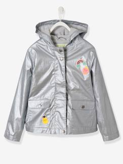 Outlet-Parka fille doublée polaire