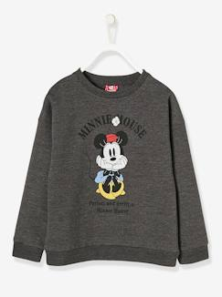 Tous mes héros-Fille-Sweat-shirt fille Minnie® imprimé