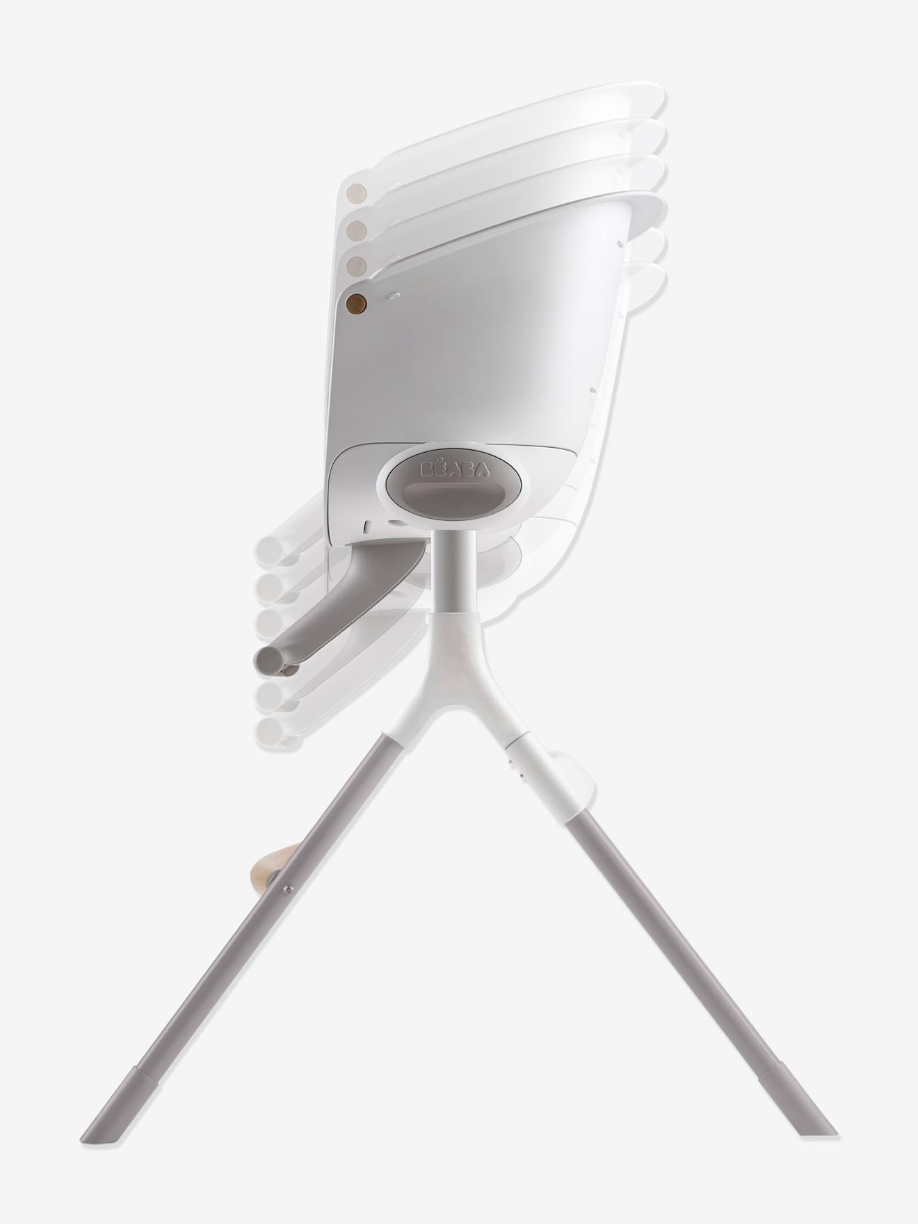 Upamp; Évolutive Gris Down Haute Chaise Beaba 8nOkwP0X