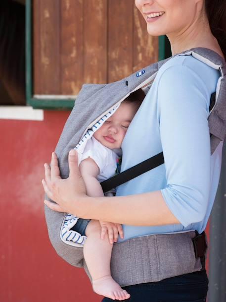 5a27f58fed54 Porte-bébé évolutif CHICCO Myamaki gris 2 - vertbaudet enfant