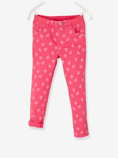 Les pantalons Morphologik-Fille-Pantalon slim fille tour de hanches LARGE morphologik Collection Maternelle