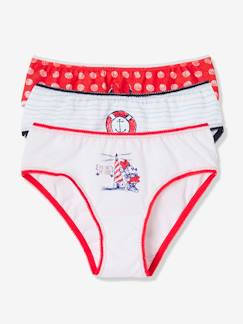 Fille-Sous-vêtement-Lot de 3 culottes fille Minnie® assorties