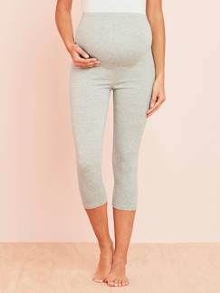 Future Maman-Legging, collant-Legging court de grossesse