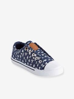 broderie-Chaussures-Baskets toile