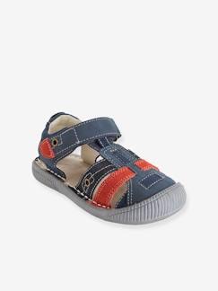 541b39f4a4b76 Chaussures-Chaussures garçon 23-38-Sandales-Sandales garçon spécial  maternelle
