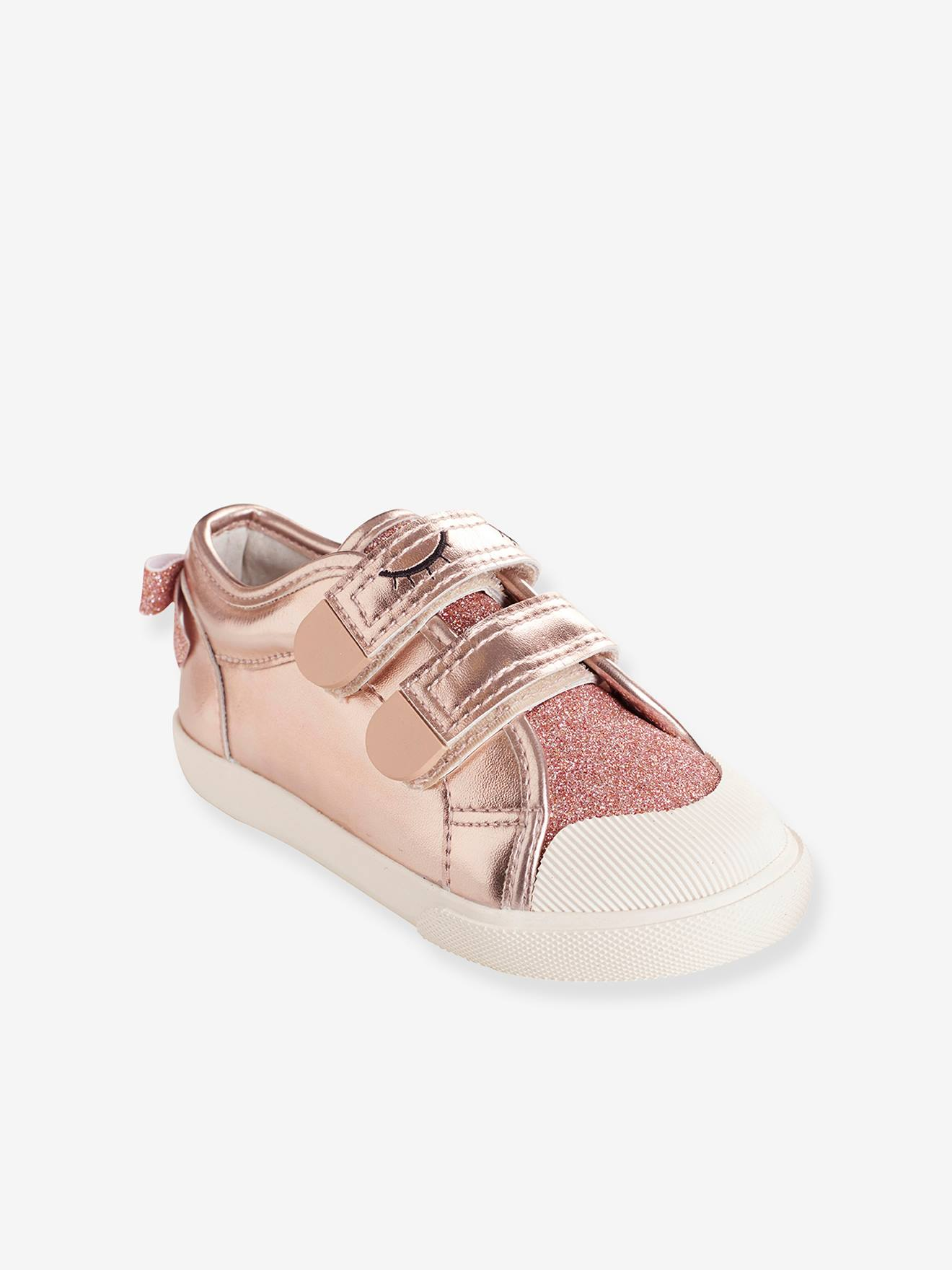 Chaussures,Chaussures fille 23,38,Baskets scratchées fille collection  maternelle