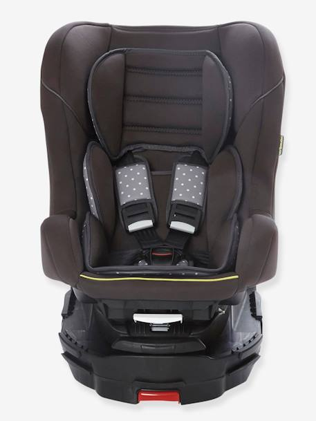 si ge auto pivotant groupe 0 1 rotasit isofix gris fonc toiles vertbaudet. Black Bedroom Furniture Sets. Home Design Ideas