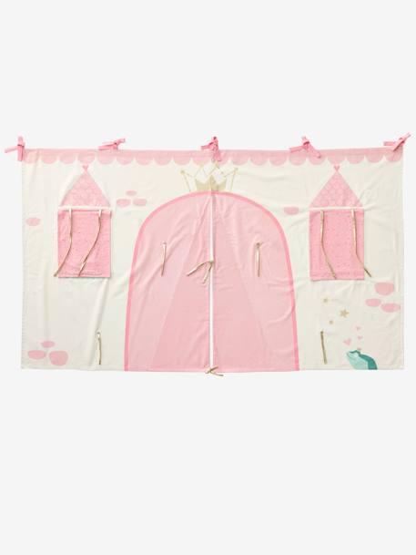 Tente De Lit Princesse Féérique Pour Lit Mezzanine Mi Hauteur Ligne