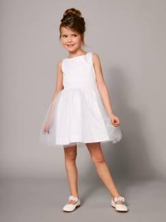 840e505b7b8d3 Robe fille - Magasin de Robes pour enfants filles - vertbaudet