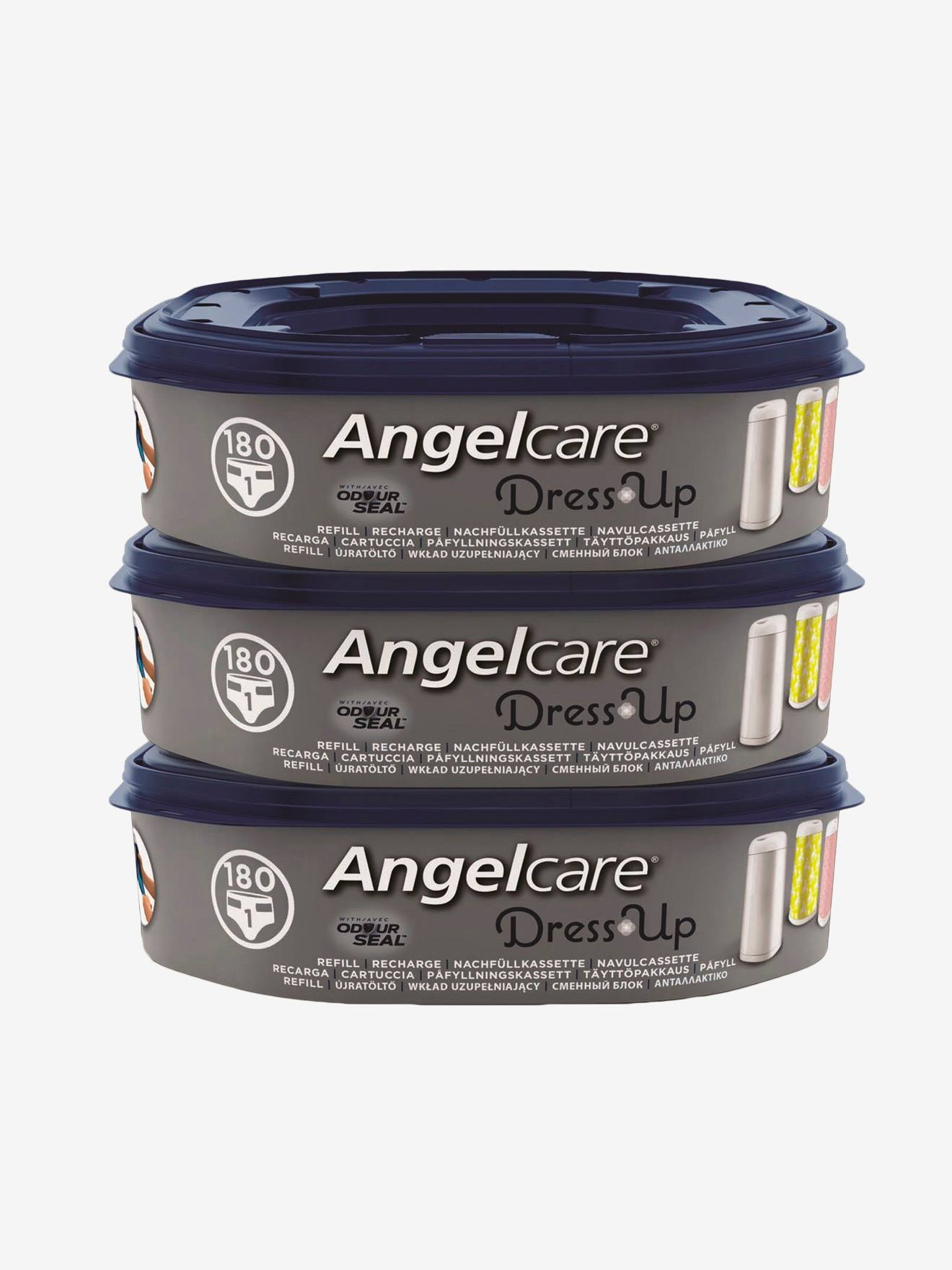 bleu Poubelle /à couches Angelcare