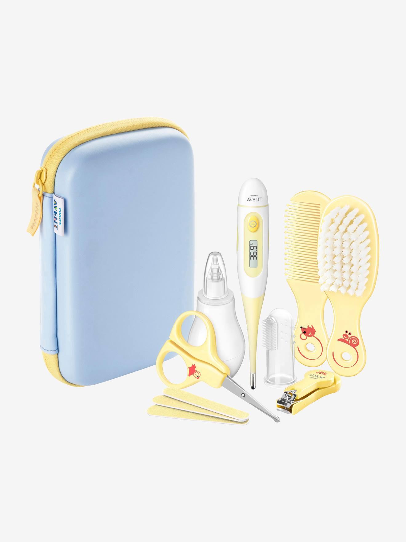 Trousse de soin pour bébé Philips AVENT bleu/jaune