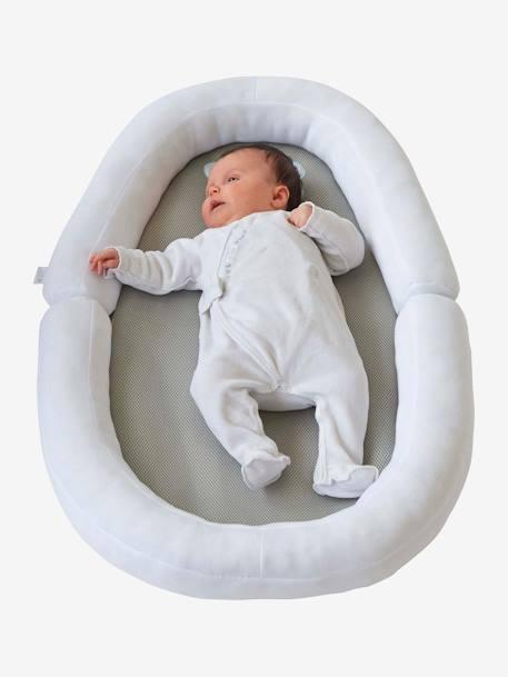rducteur de lit candide bb nest air blancgris 8 vertbaudet enfant - Reducteur De Lit Bebe