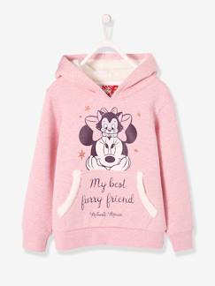 Tous mes héros-Fille-Sweat fille Minnie® à capuche
