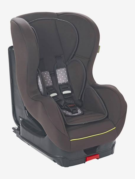 si ge auto vertbaudet babysit isofix groupe 1 anthracite gris toiles vertbaudet. Black Bedroom Furniture Sets. Home Design Ideas