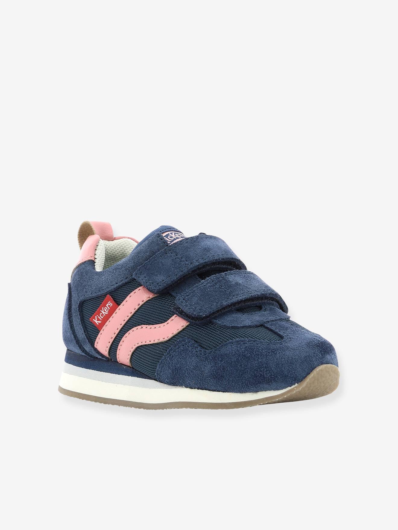 Baskets Sneakers bébé fille Carillon KICKERS®