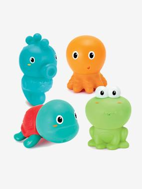 Arroseurs de bain sensory multicolore vertbaudet