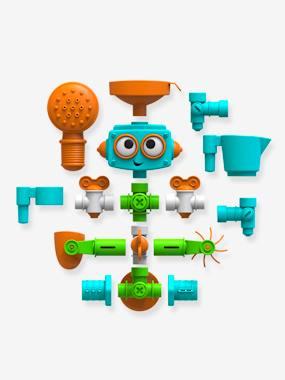 Robot de bain multi-activités blue box multicolore