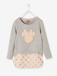 Tous mes héros-Fille-Ensemble Minnie® fille sweat + jupe