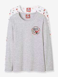 Fille-Sous-vêtement-T-shirt-Lot de 2 T-shirts Minnie®