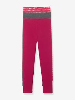 Fille-Legging-Lot de 3 leggings fille