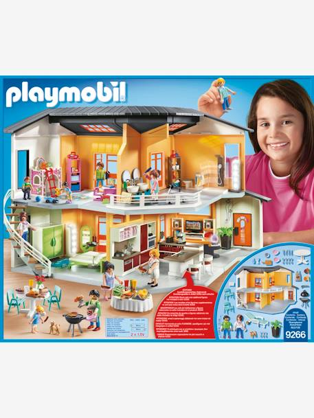9266 Maison moderne Playmobil ORANGE 2 - vertbaudet enfant