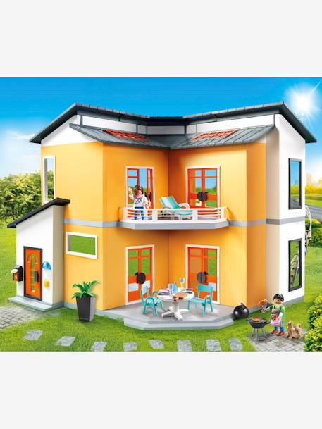 9266 Maison moderne Playmobil ORANGE 3 - vertbaudet enfant
