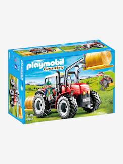 Jouet-6867 Grand tracteur agricole Playmobil