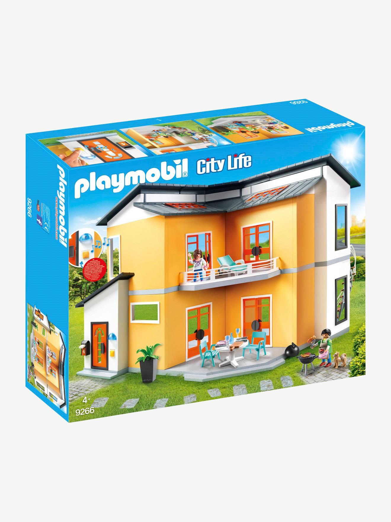 Moderne Moderne Playmobil 9266 9266 Playmobil 9266 Orange Maison Maison Maison Orange Moderne thxsQdBrC