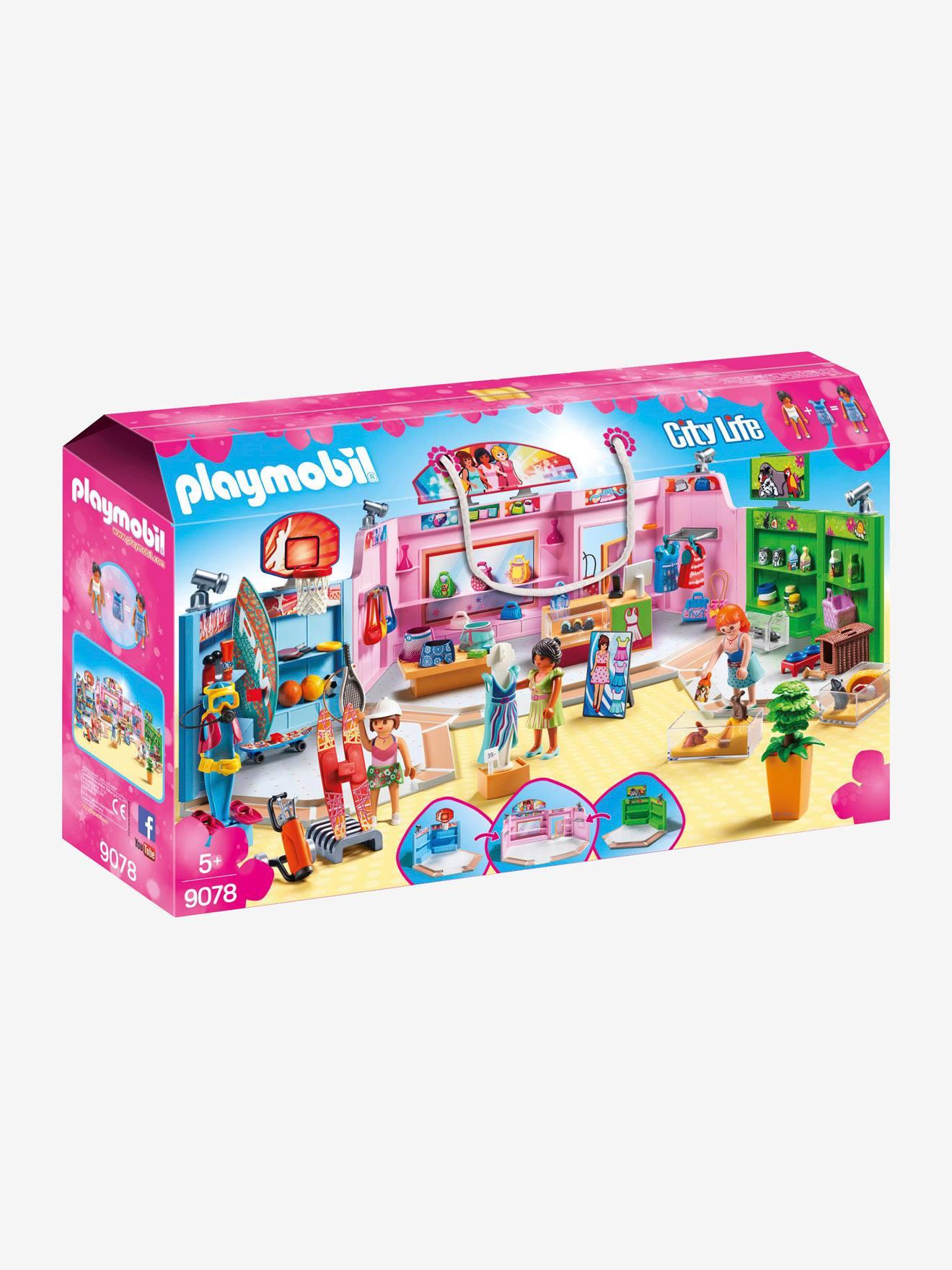 Jouet 9078 Galerie Marchande Playmobil