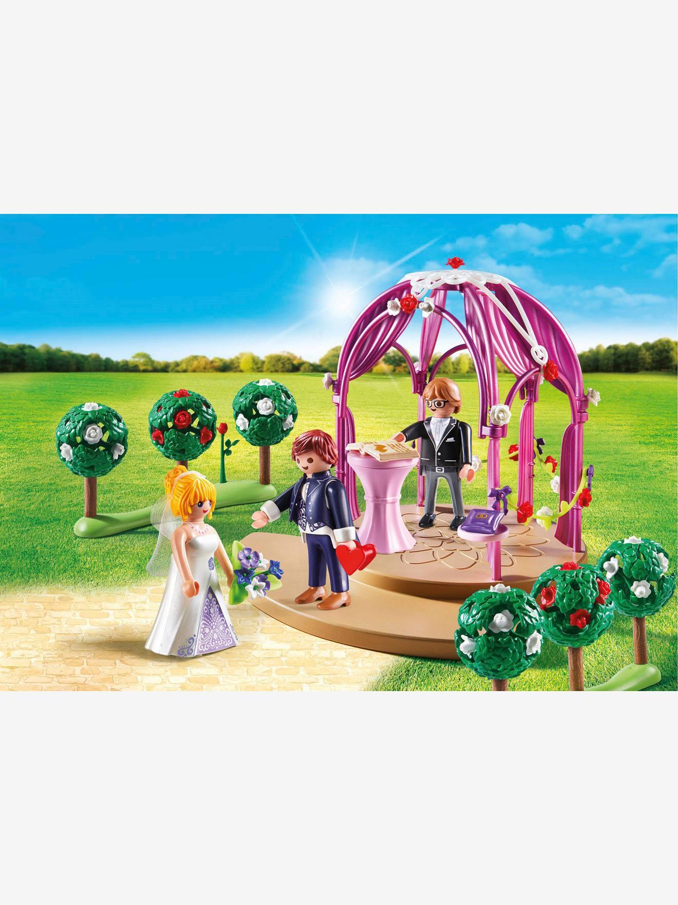 Mariage Rose De 9229 Pavillon Playmobil VpUGqSMLz