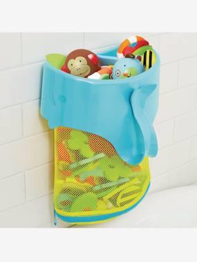 Filet range-jouets mural skip hop moby bleu/vert