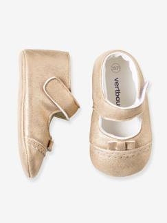 mode noel-Chaussons bottons ballerines fille