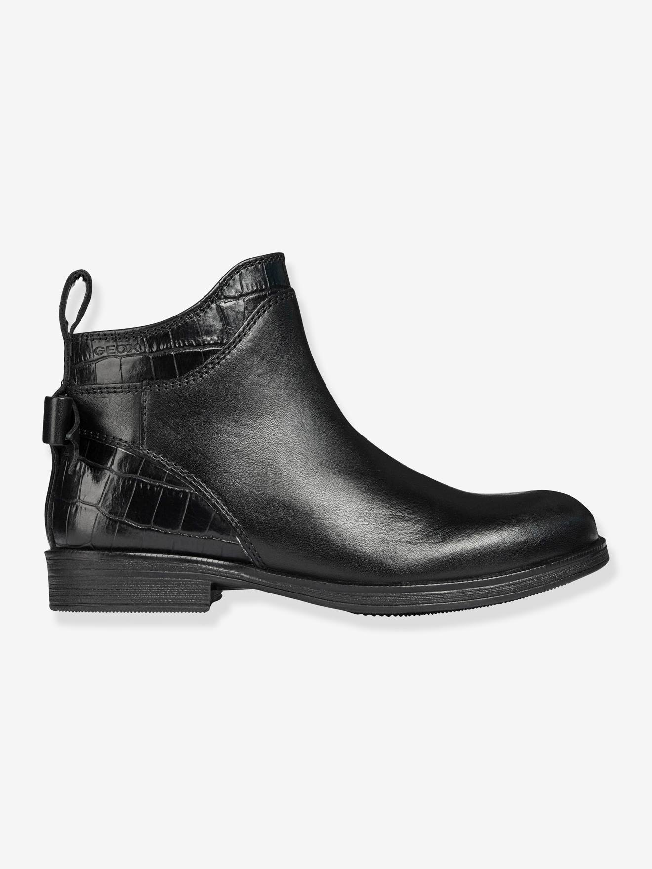 Boots fille Agata GEOX® noir Geox