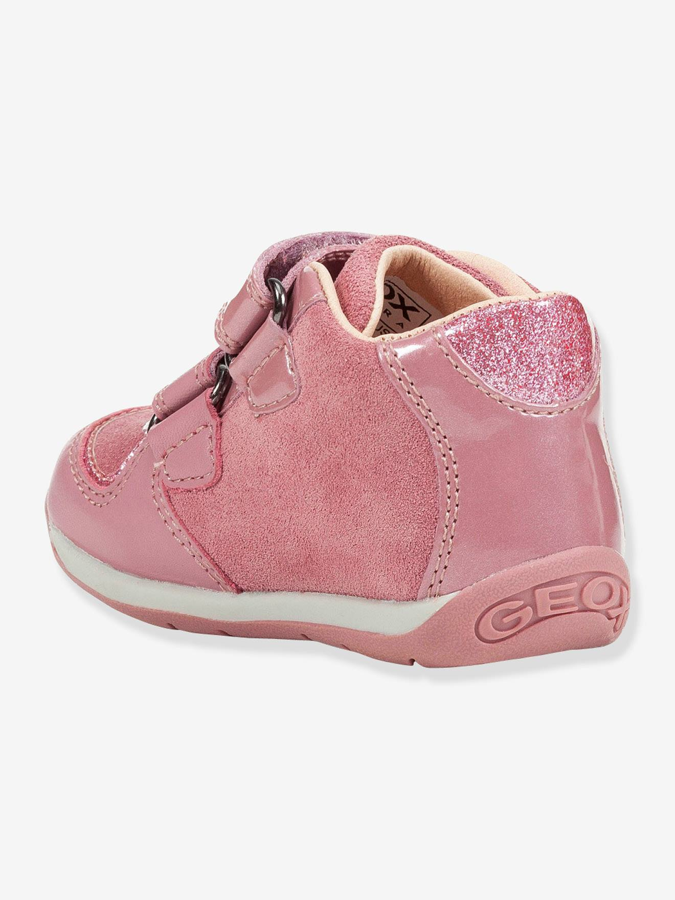 Geox Fille Mid Each Baskets Rose Geox® Low Girl Bébé Uf8BaqwZ