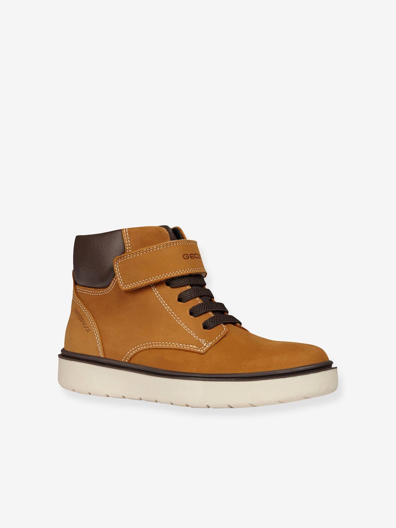 chaussures geox garcon camel