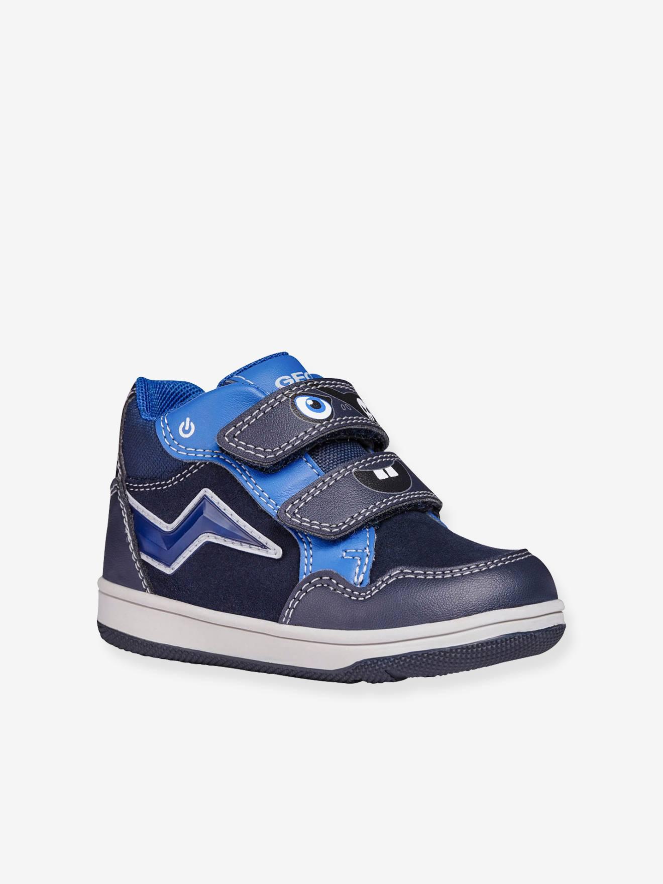 Baskets bébé garçon New Flick High GEOX® marine Geox