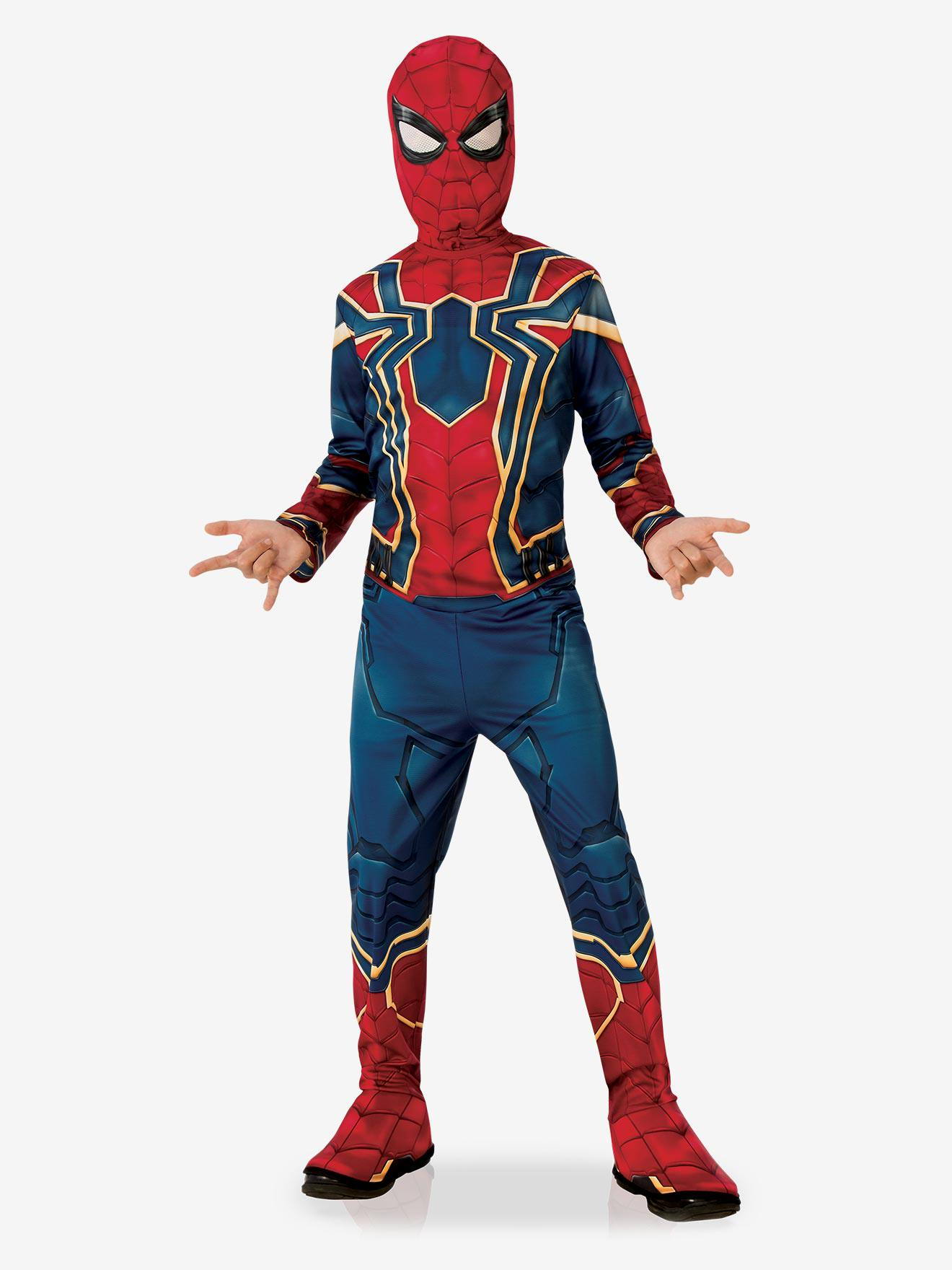 f71756736b1bb Déguisement Iron-Spider Infinity war RUBIES rouge - Rubie s