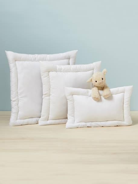 oreiller plat thermor gulateur trait passerelle blanc vertbaudet. Black Bedroom Furniture Sets. Home Design Ideas