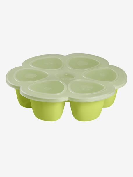 Boite Multi Portions 6 X 150 Ml Special Congelation Beaba Vert Beaba