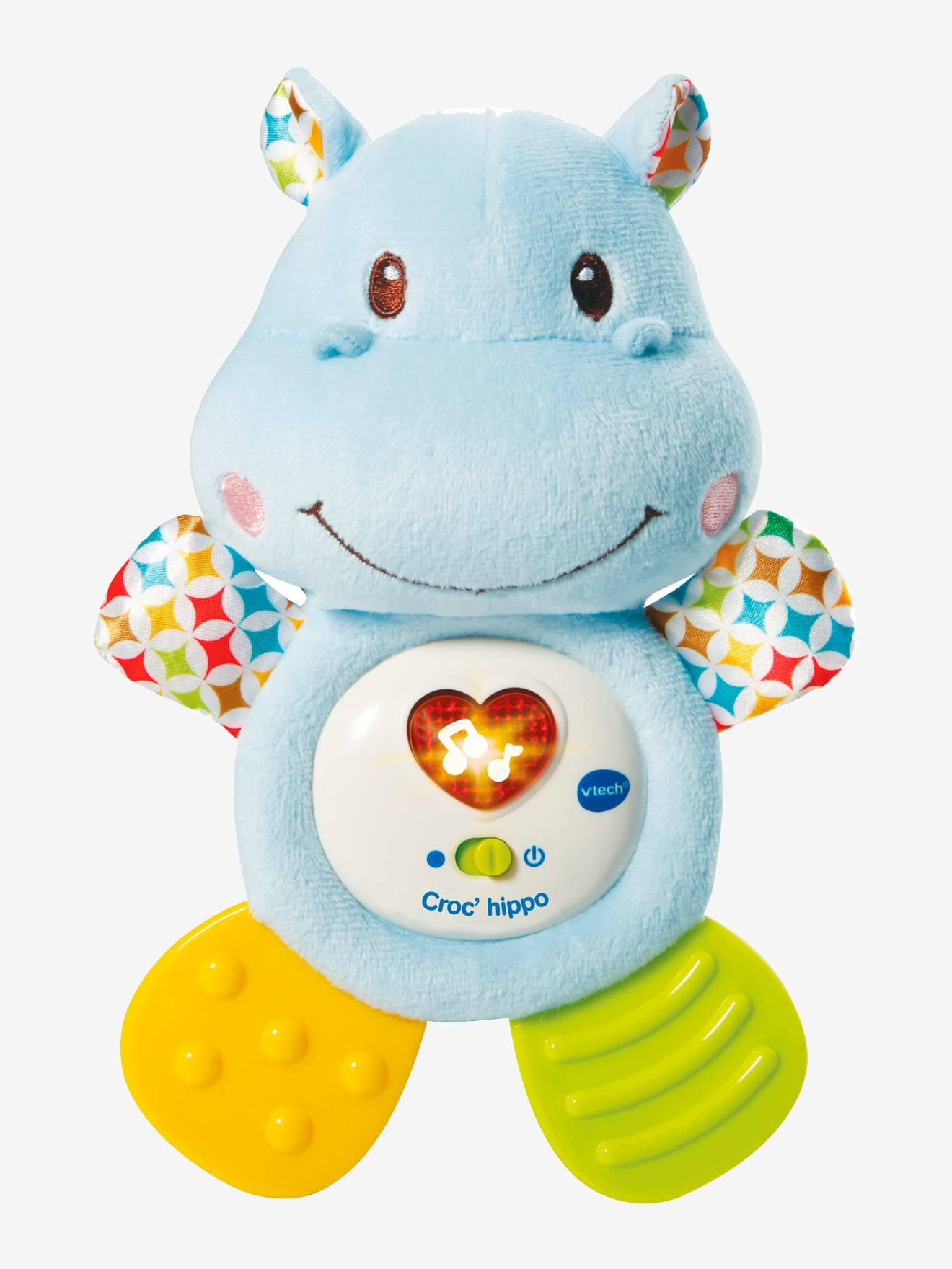 Croc'hippo VTECH bleu