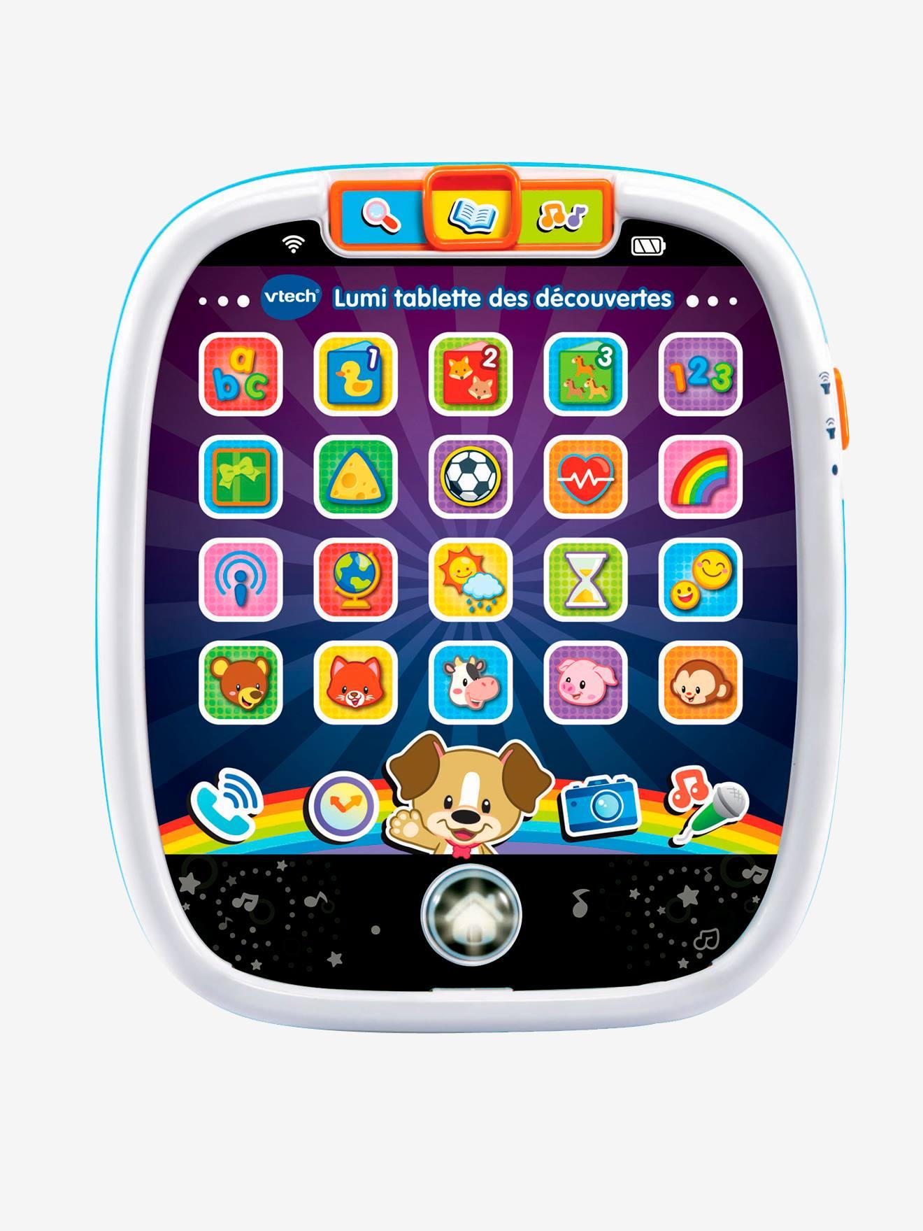Lumi tablette des découvertes VTECH multicolore