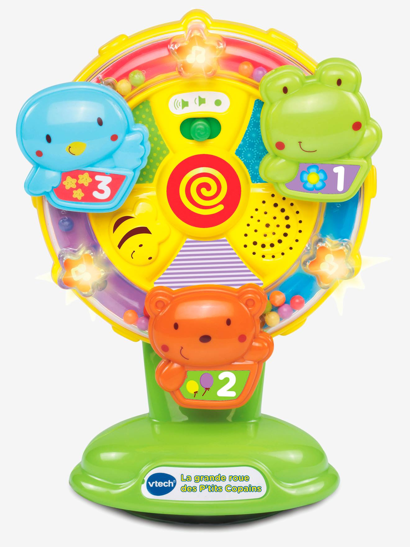 La grande roue des petits copains VTECH multicolore