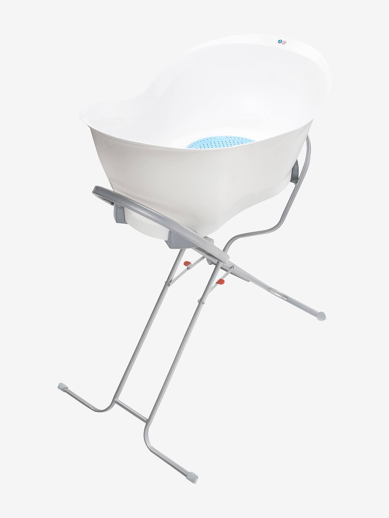 Kit pied + tube de vidange pour baignoire bébé BABYMOOV Aquanest