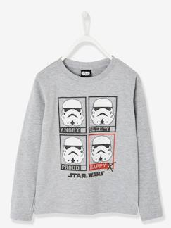 Garcon pop pe19-T-shirt Star Wars® motifs Storm Trooper manches longues