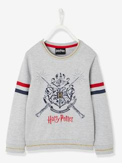 Fille-Pull, gilet, sweat-Sweat Harry Potter® imprimé en molleton