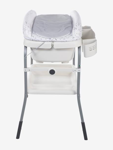 Combi bain-change Cuddle & Bubble CHICCO Cool grey+Dusty green+OCEAN 6 - vertbaudet enfant