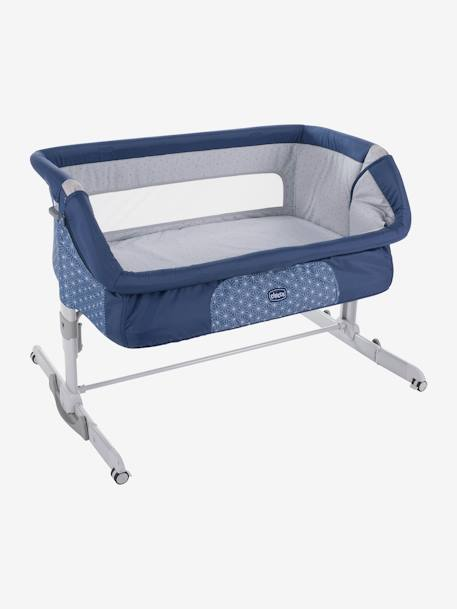 Berceau évolutif CHICCO Next 2 Me Dream Luna+Navy 15 - vertbaudet enfant
