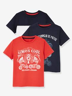 80b0b69514e30 T-Shirt enfant garçon - T-shirts et Polos pour garçons - vertbaudet
