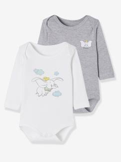 Bébé-Body-Lot de 2 bodies Disney® motif Dumbo
